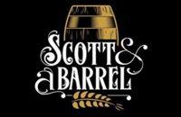 Scott and A Barrel
